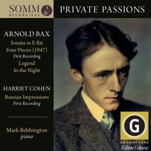 Private Passions - with Gramophone Editor's Choice Badge