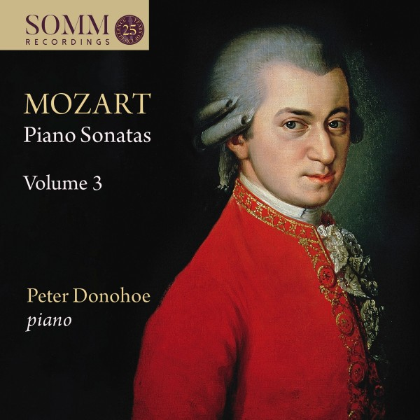 Mozart Piano Sonatas Vol 2