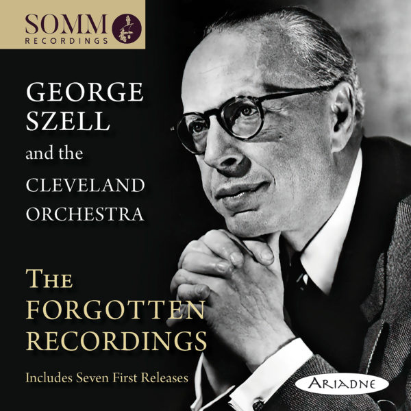 George Szell and the Cleveland Orchestra