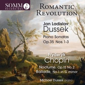 Romantic Revolution Cover